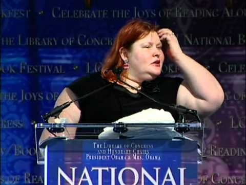 Cassandra Clare: 2011 National Book Festival