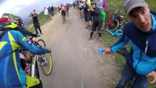 Megavalanche 2017   cheater, thrills, spills and laughs