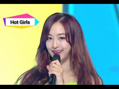 SISTAR - TOUCH MY BODY, 씨스타 - 터치 마이 바디, Music Core 20140809