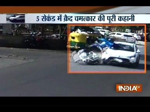 Yakeen Nahi Hota: Horrifying road accident in Ahmedabad