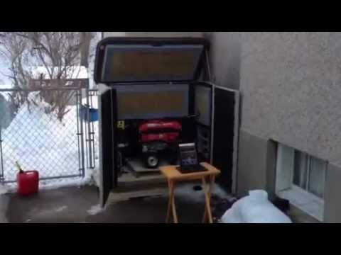 Build Generator Housing