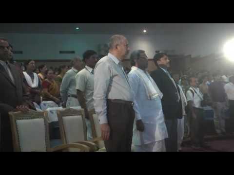 C M Inaugurated  Karnataka Power Corporation's 47th  Foundation Day in Bengaluru - 3