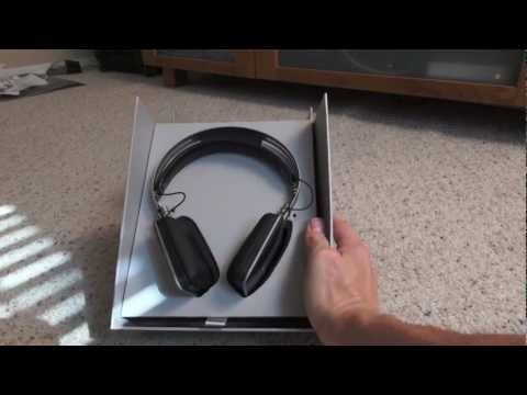 AUDIO: Harman Kardon CL Headphones Unboxing and Review