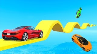 COMPLETE The Longest DON'T MOVE Skill Test! (GTA 5 Funny Moments)
