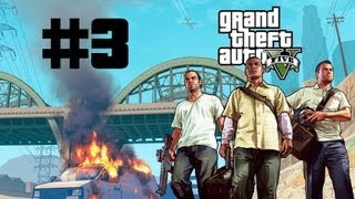 Grand Theft Auto V Gameplay Walkthrough - Part 3