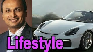 Anil Ambani's Net Worth, Yacht, Cars, Houses, Private Jets And Luxurious Lifestyle | Anil Ambani |