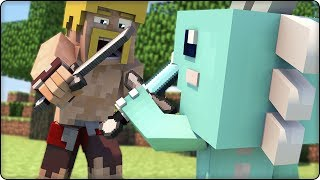 BEBE MILO SUEÑA en la DIMENSIÓN CLASH OF CLANS 😍 WHO'S YOUR DADDY MINECRAFT ROLEPLAY CON VITA