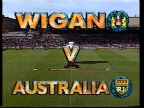 Intro to Kangaroos Rugby League Tour 1994