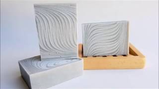 Circling Taiwan Swirl Soap