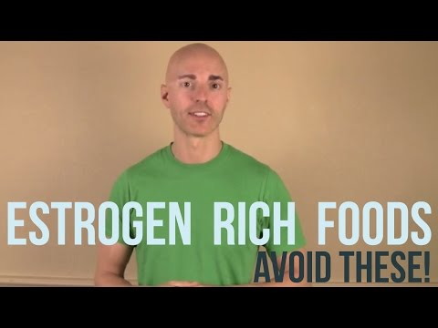 Estrogen Rich Foods - Avoid These! | How To Save Money And Do It