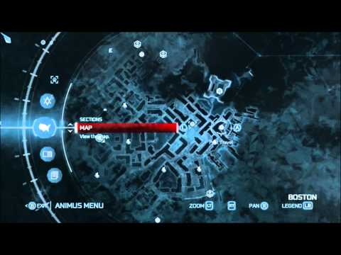 Visit Every Tavern - All Tavern Locations - Frontiersman Challenge - Assassin's Creed 3