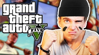 OUR FIRST HEIST! | GTA V