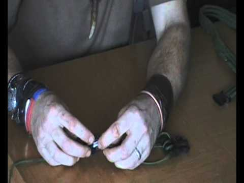 How To Make A Survival Para Cord Belt