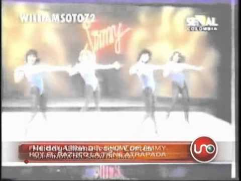 Heiddy fue bailarina del Show de Jimmy, hoy el bazuco la tiene atrapada