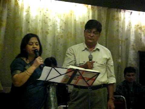 Chhod kar tere pyar ka daaman-sung by MADHULIKA-DEEPAK