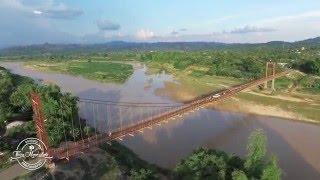 Kon Tum - Nhìn Từ Trên Cao (Flycam)