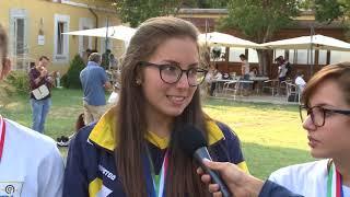 Intervista PSpJD Campionati Italiani Juniores - Ragazzi - Allievi 2017