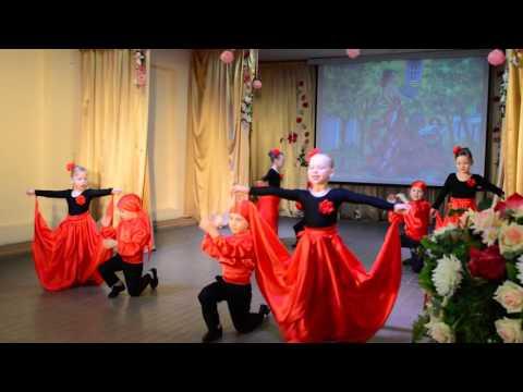 танец белые панамки видео