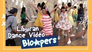 Download Lagu Zara Leola - Liburan (Dance Video) | Bloopers Gratis STAFABAND