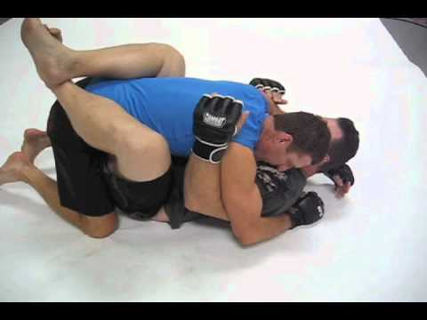 15-Minute Fight Technique Training: Ground Attacks Image 1