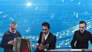 Shahlar Ağanurani (Qarmon), Sexavet (Gitara), Adigozel (Sintezator) - Salyan toyu 2013