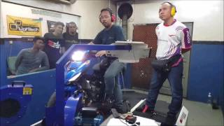 Yamaha Y15ZR aRacer RC M4 ECU Fully Loaded - Motodynamics Technology Malaysia