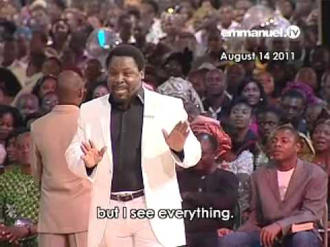 On 14 August 2011, the man of God, Prophet T.B. Joshua, gave words of prophecy concerning the outcome of the FIFA Under 20 World Cup Quarter Final football Match between France and Nigeria....