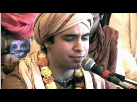 Prahlad Nrisimha Prabhu At Kirtan Mela Mayapur 2014 Day 4 video