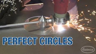 Plasma Cutting Guide - How To Cut Perfect Circles, Shapes, Lines Easily - From Eastwood
