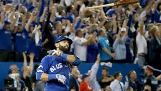 """Blue Jays Game 5 ALDS: """"The Unforgettable Inning"""" 2015 - 7th Inning Epic Highlights"""