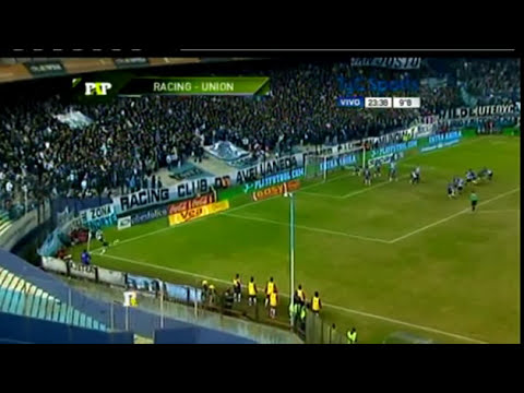 Racing Club 3 Union 0 -Paso a Paso + Belorio amargo -TyC Sports