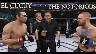 UFC3 토니 퍼거슨 vs 코너 맥그리거 Tony Ferguson vs Conor Mcgregor