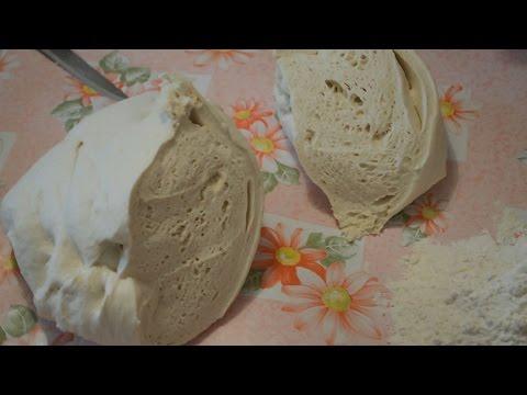 Дрожжевое тесто для пирогов Deutsch / english Sub
