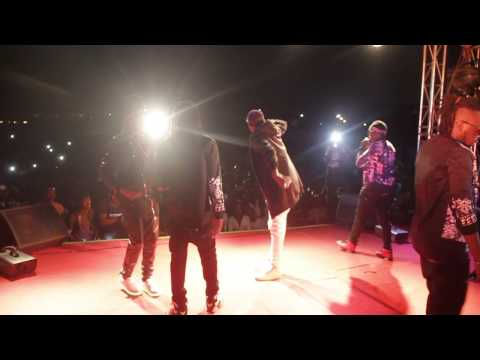 Concert Kiff No Beat Au Palais Des Congrès De Cotonou (benin) video
