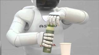  Honda unveils All-New ASIMO Humanoid Robot