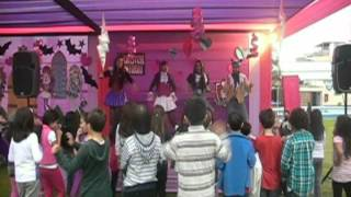 SHOW INFANTIL EN LIMA DE MONSTER HIGH CON RECREOLANDIA