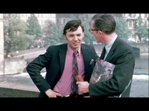 Czechoslovakia: Portrait of a Tragedy (USA 1968) w/ Karel Gott, Václav Havel, Jan Werich, and others