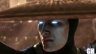 Mortal Kombat 9 Official Intro Cinematic Trailer