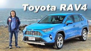 霸位難撼!油電SUV首選 Toyota RAV4 2.5 HYBRID