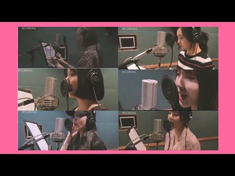 GFRIEND In Recording Studio - Memoria At Japan