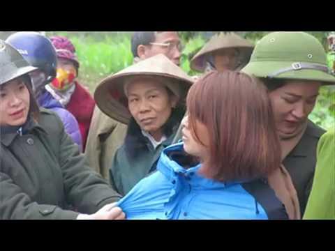 Cưỡng chế đất ở danh thắng- Hiệp Hòa- Bắc Giang |