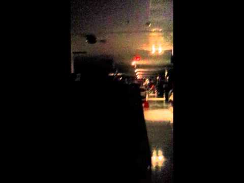 Power goes out in Wal-Mart Kendall