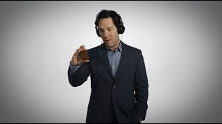 Paul Rudd Exclusive Look