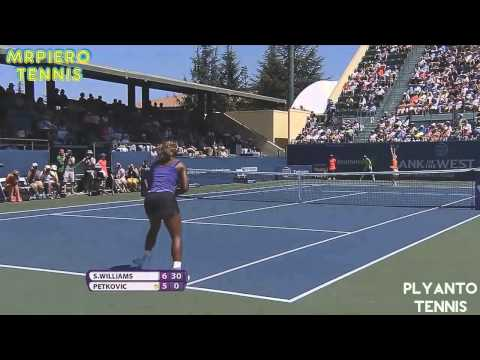 [HD] Serena Williams Best Points 2014
