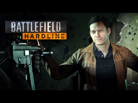 Battlefield Hardline Single Player Story Trailer