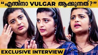 """Sexy ഡ്രസ്സുകൾ Black & White കാലം മുതൽ...""- Shalu Kurian Opens up 