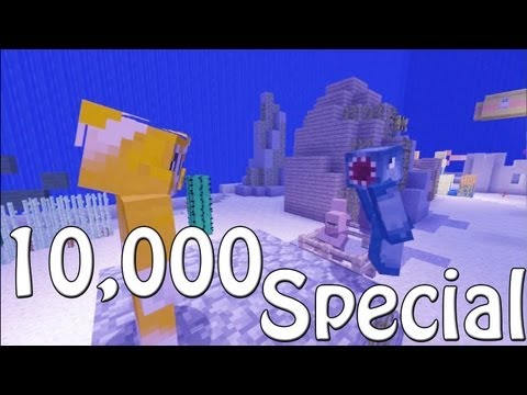 Under The Sea - 10,000 Subscribers Special - (Little Mermaid Parody)