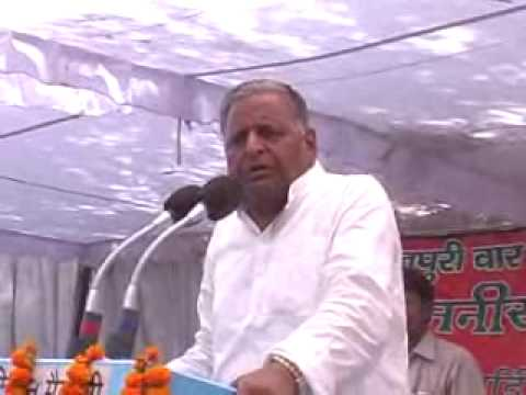 Etawah Mulayam Singh Yadav Ka Prachar http:  in.youtube dineshshakya video