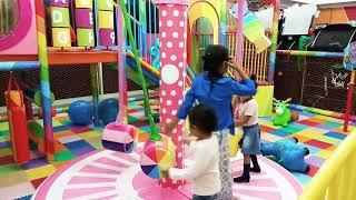 Princecc khanza Wahana bermain anak..