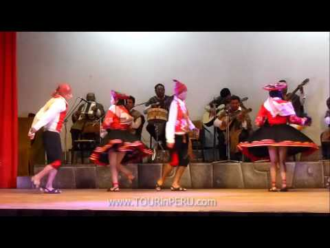 Carnaval de Ampay - Folklore Andino, Danza Típica